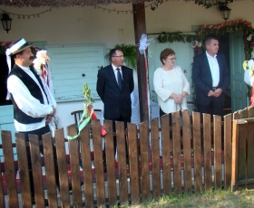 Felpéci Tájházi lakodalom, 2011.